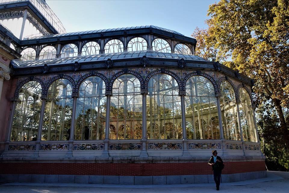 Palacio de Cristal, los rincones más bonitos de Madrid