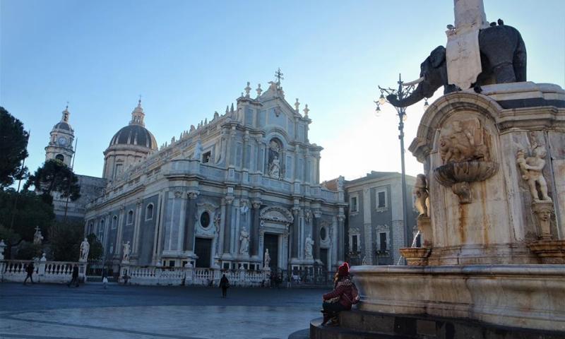 Qué ver en Catania, Sicilia