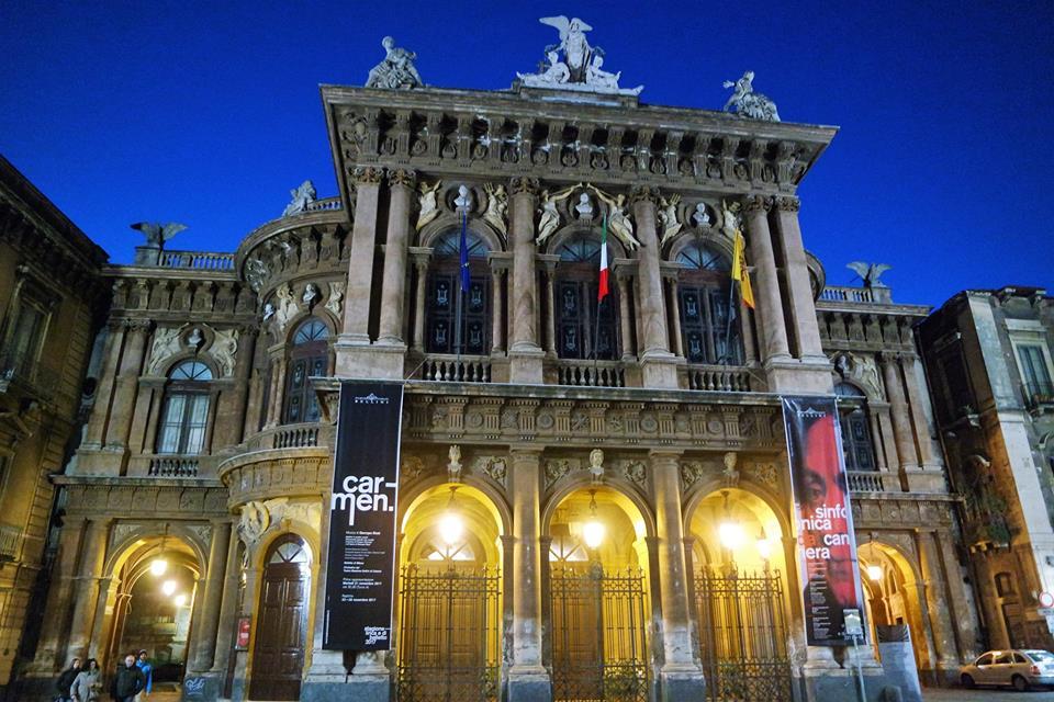 Teatro Massimo de Catania