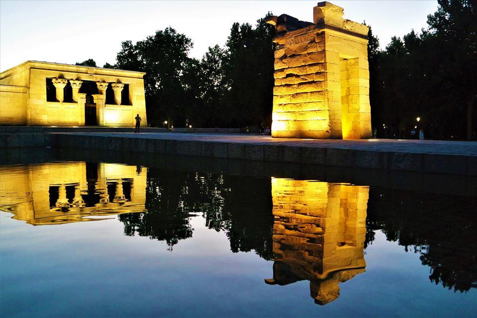Templo de Debod, los rincones más bonitos de Madrid