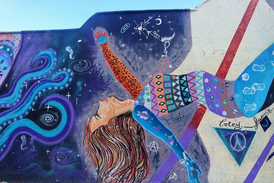 Arte urbano, qué ver en Playa del Carmen