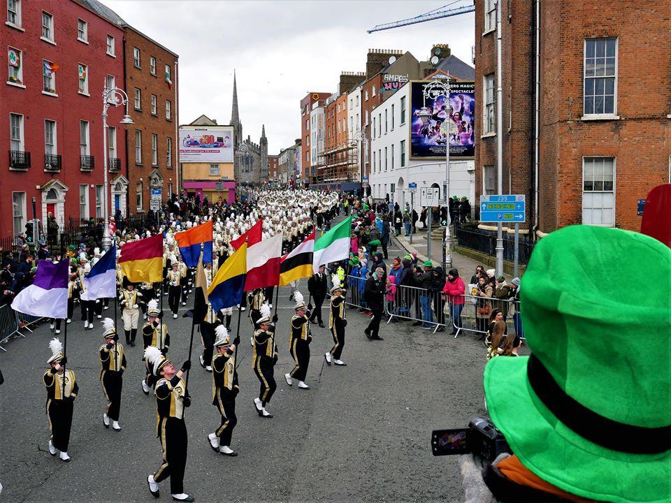 Dublín en verde ¡Viva San Patricio!