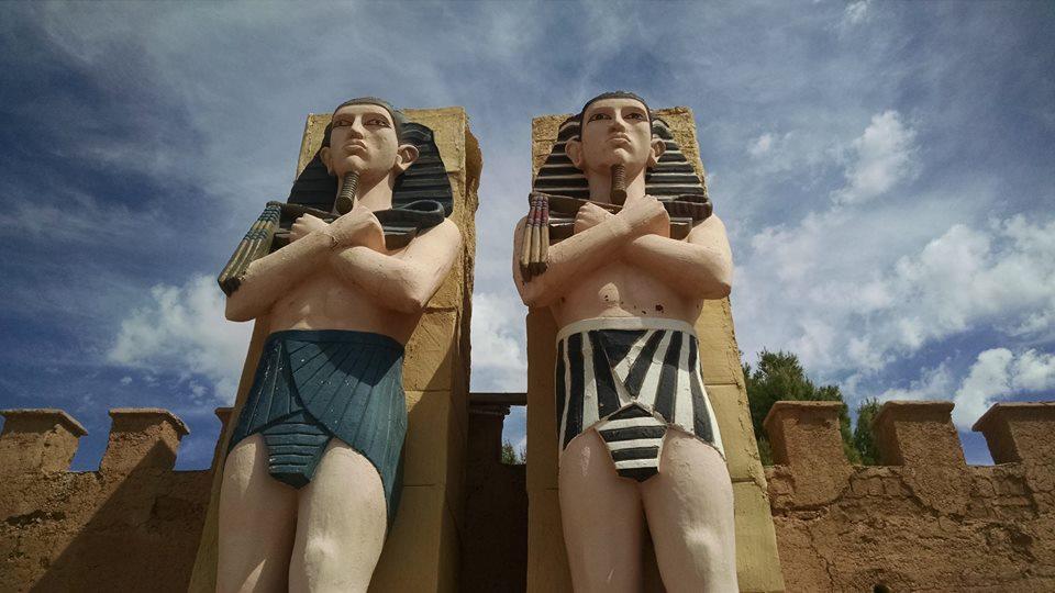 Egipto en Marruecos