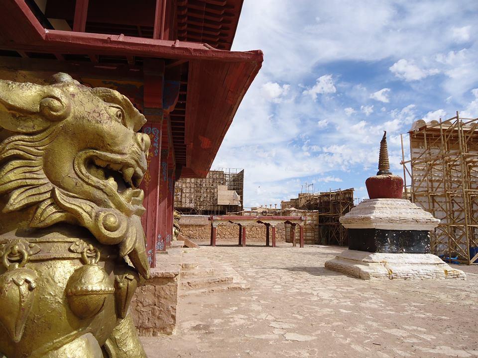 Escenarios de Kundun