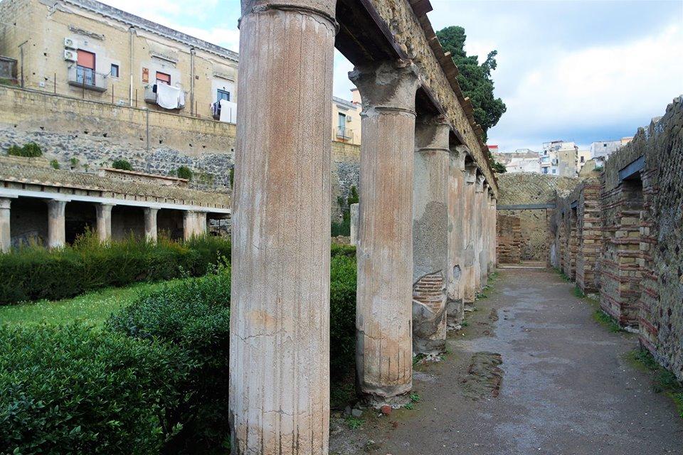 La Palestra, Herculano