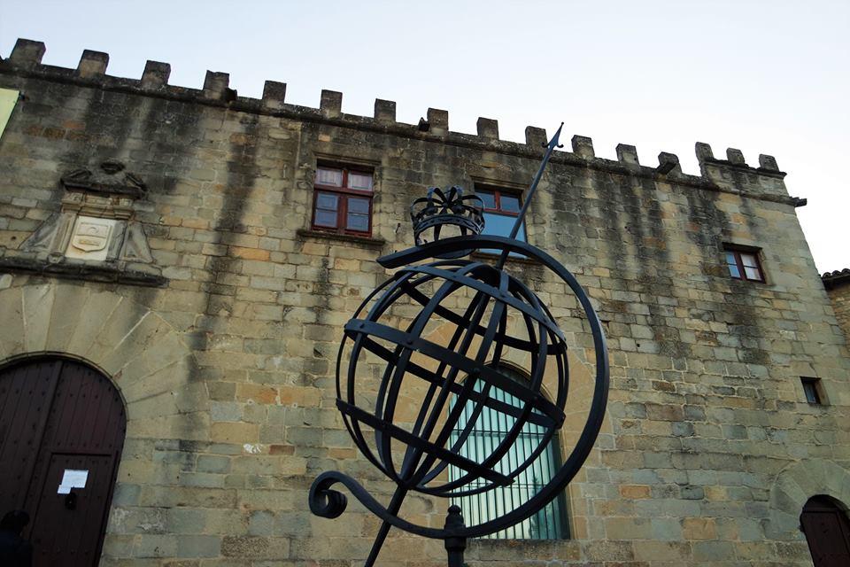Palacio de Sada, Sos del Rey Católico