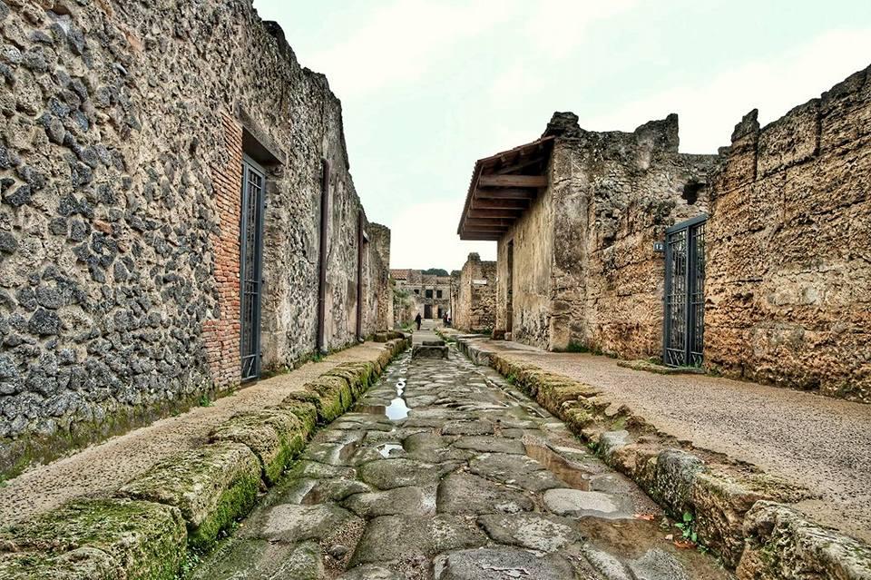 Herculano y Pompeya, la furia del Vesubio