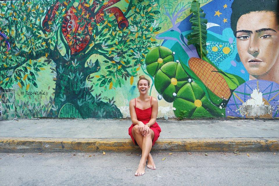 Graffiti de Frida Kahlo