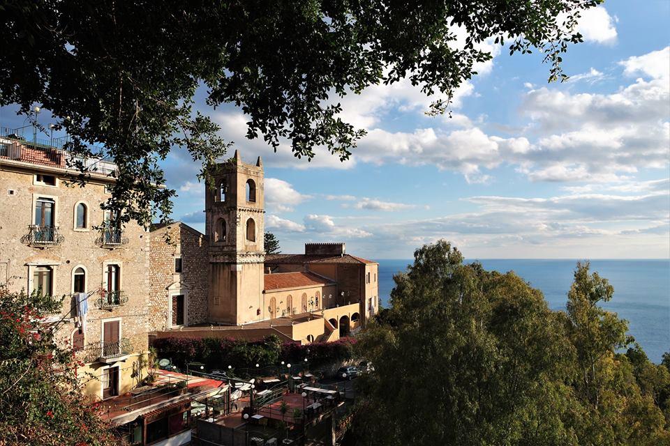 Taormina, refugio de artistas