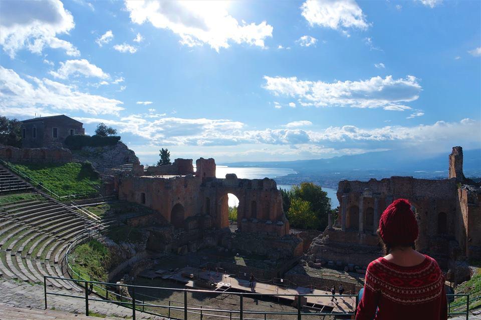 Teatro romano, qué ver en Taormina