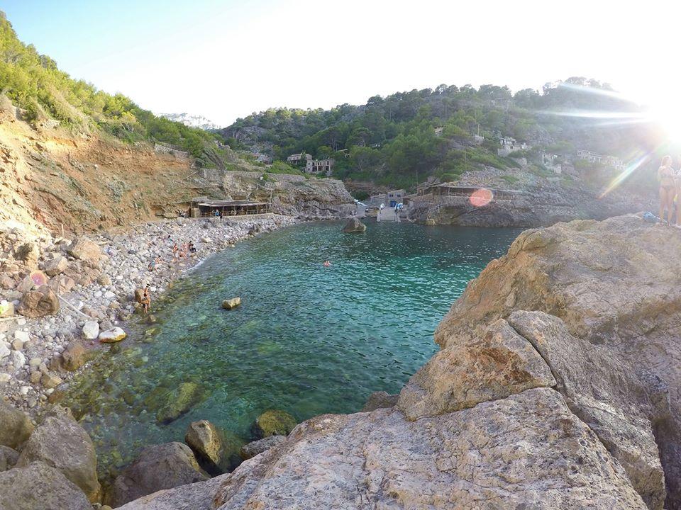 Calita de Deia, las mejores playas de Mallorca