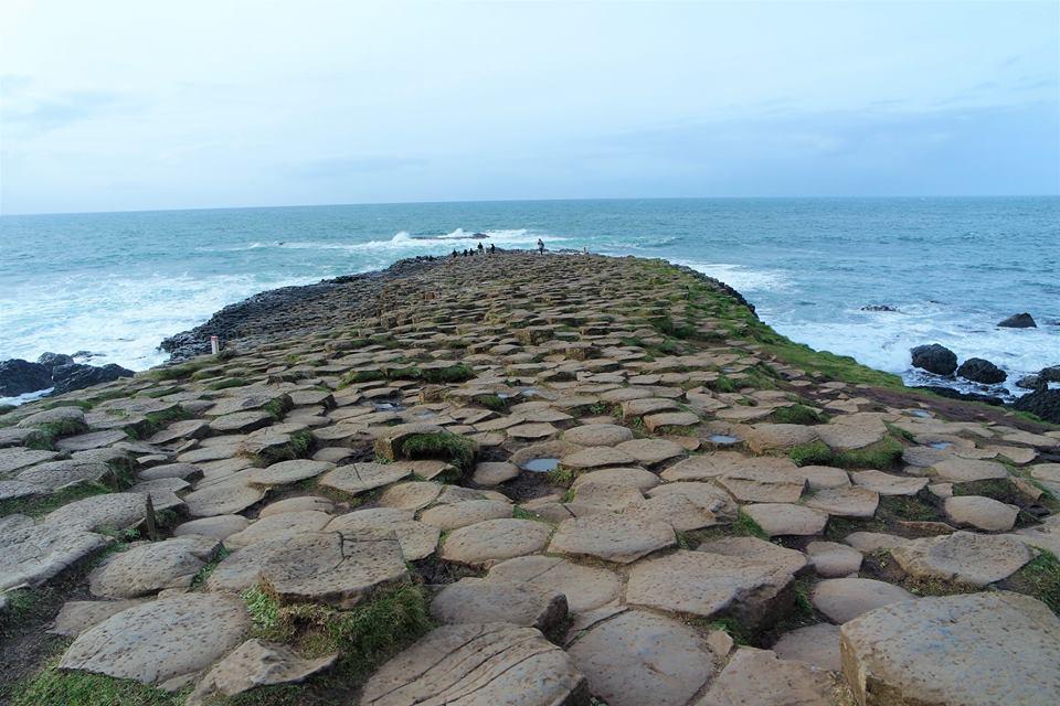 Calzada del Gigante, Irlanda del Norte
