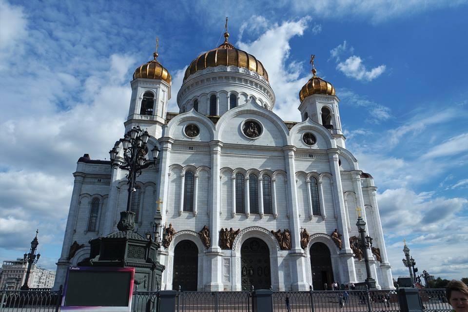 Catedral de Cristo Salvador, qué hacer en Moscú en 2 días