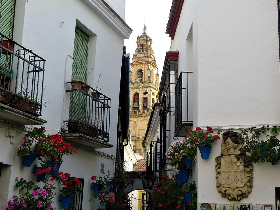 La calleja de las Flores, Córdoba en un fin de semana