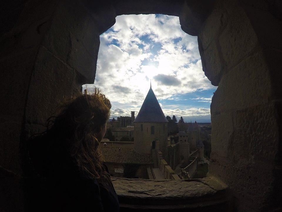 La ciudad medieval de Carcassonne