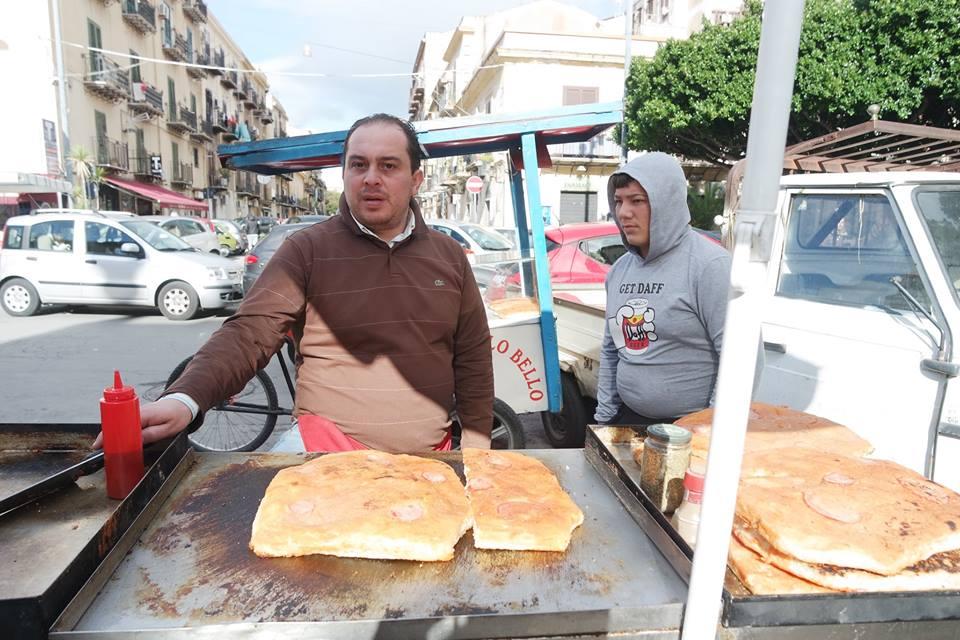 Mercado del Capo en Palermo