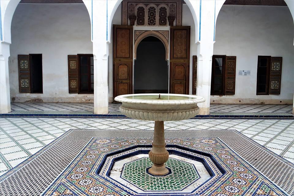 Palacio Bahia, palacios de Marrakech