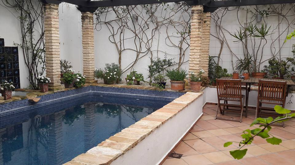 Piscina, Casa Rural La Loba Medina Sidonia