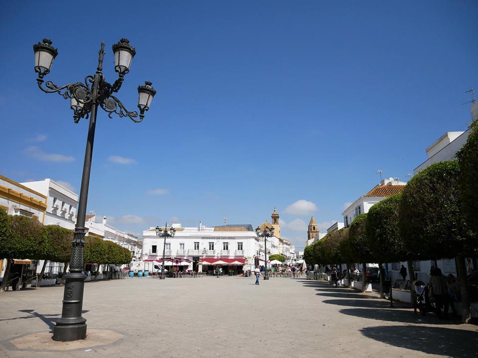 Plaza de España, qué ver en Medina Sidonia