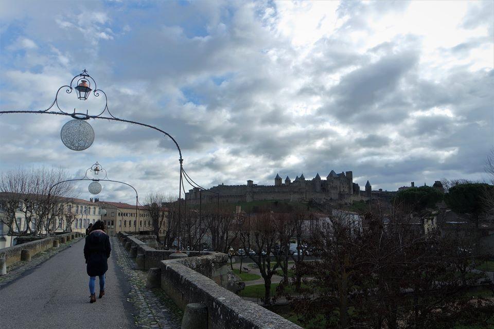 Puente Viejo, qué ver en Carcassonne