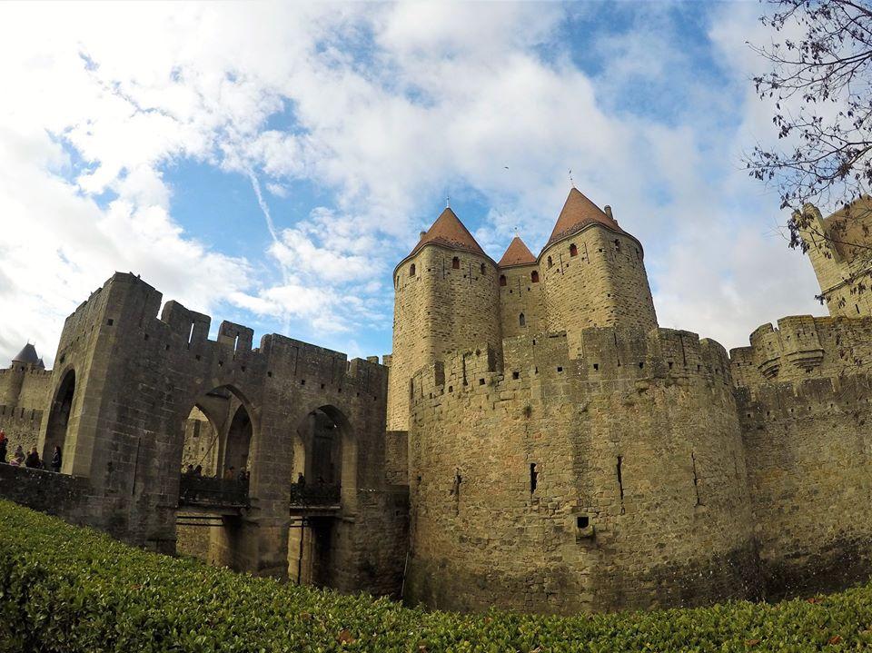 Carcassonne, la ciudad de los herejes