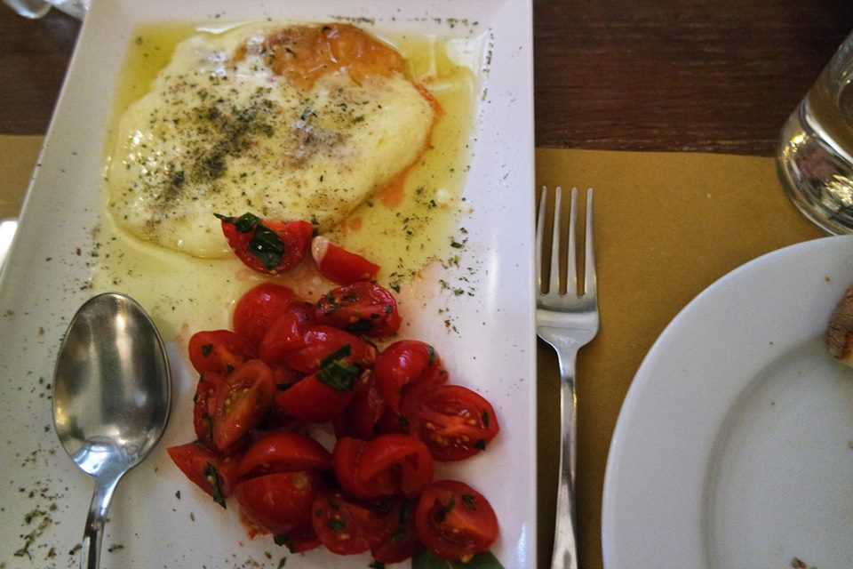 Queso de Sicilia, platos típicos sicilianos