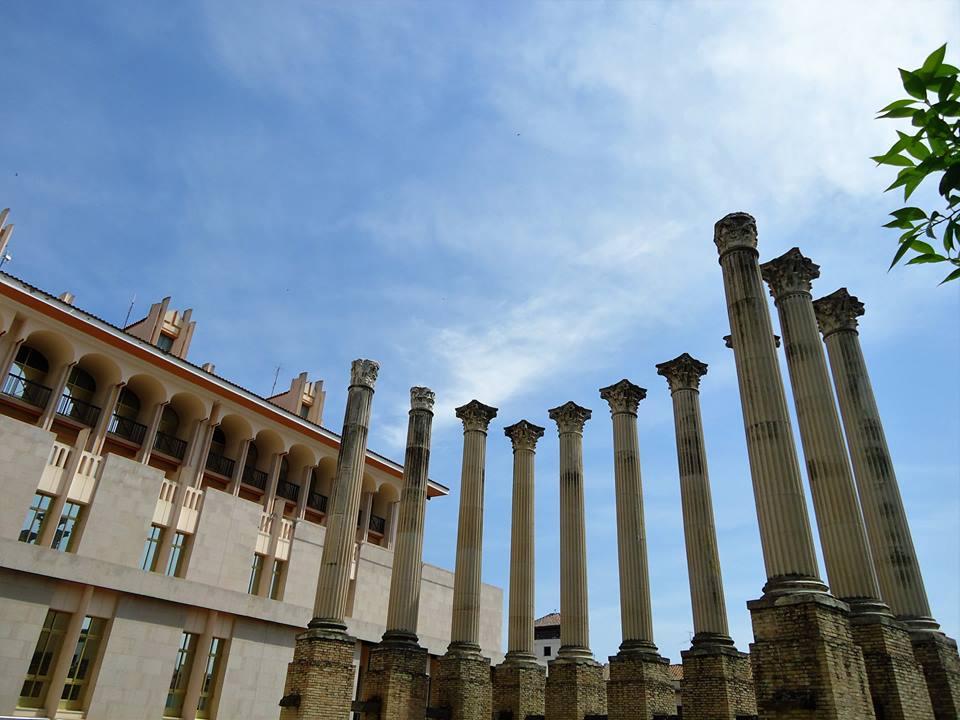 Templo Romano, Córdoba