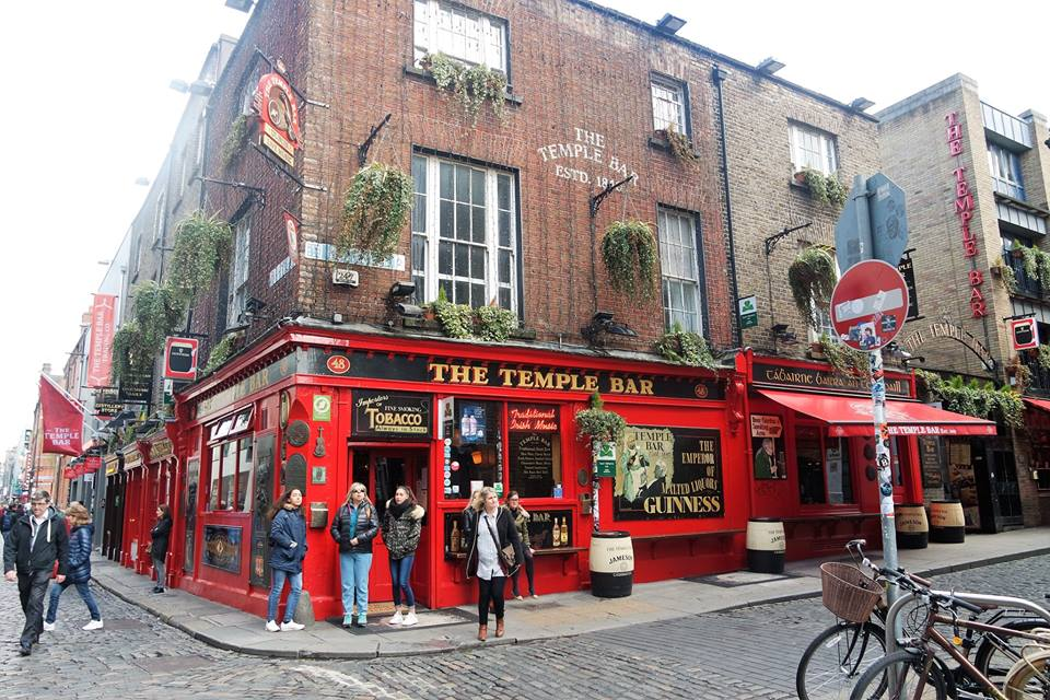 The Temple Bar, Dublín