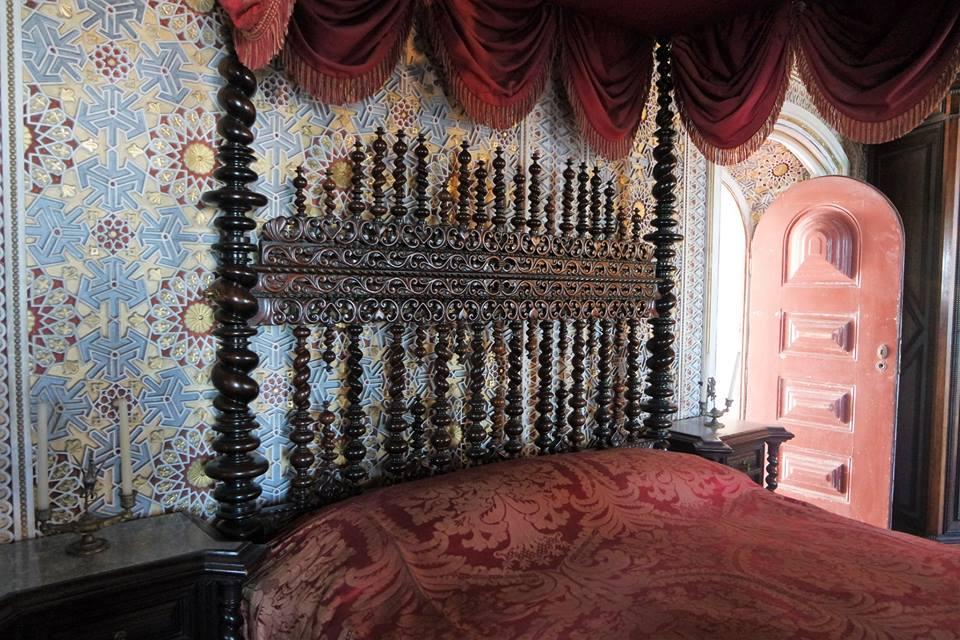 Aposentos Reales, Palacio da Pena