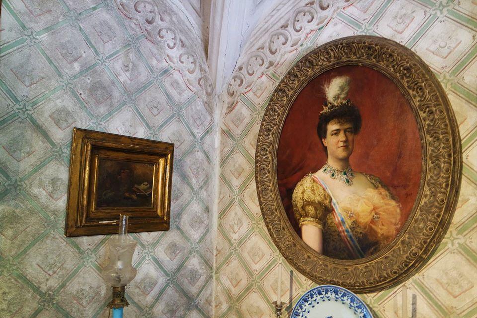 Apostentos de la reina, Palacio da Pena