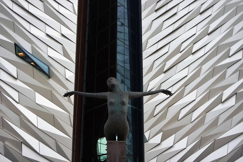 Museo del Titanic, qué ver en Belfast