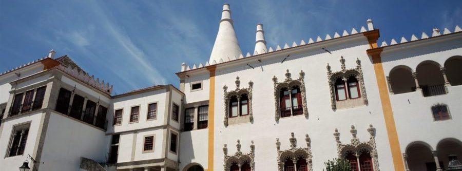 Palacio Nacional, qué ver en Sintra, Portugal