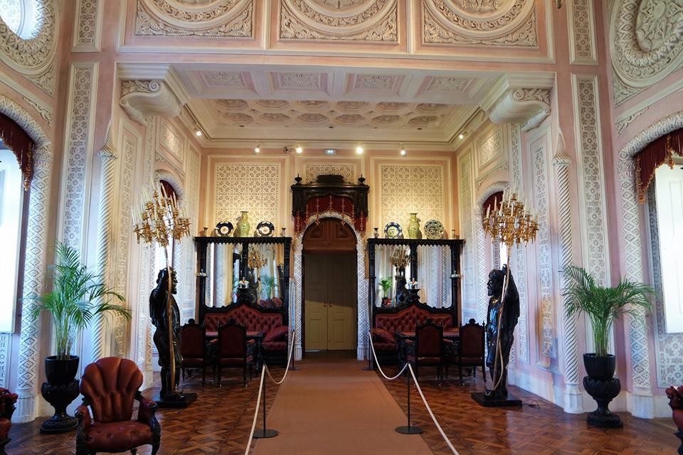Salón, Palacio da Pena