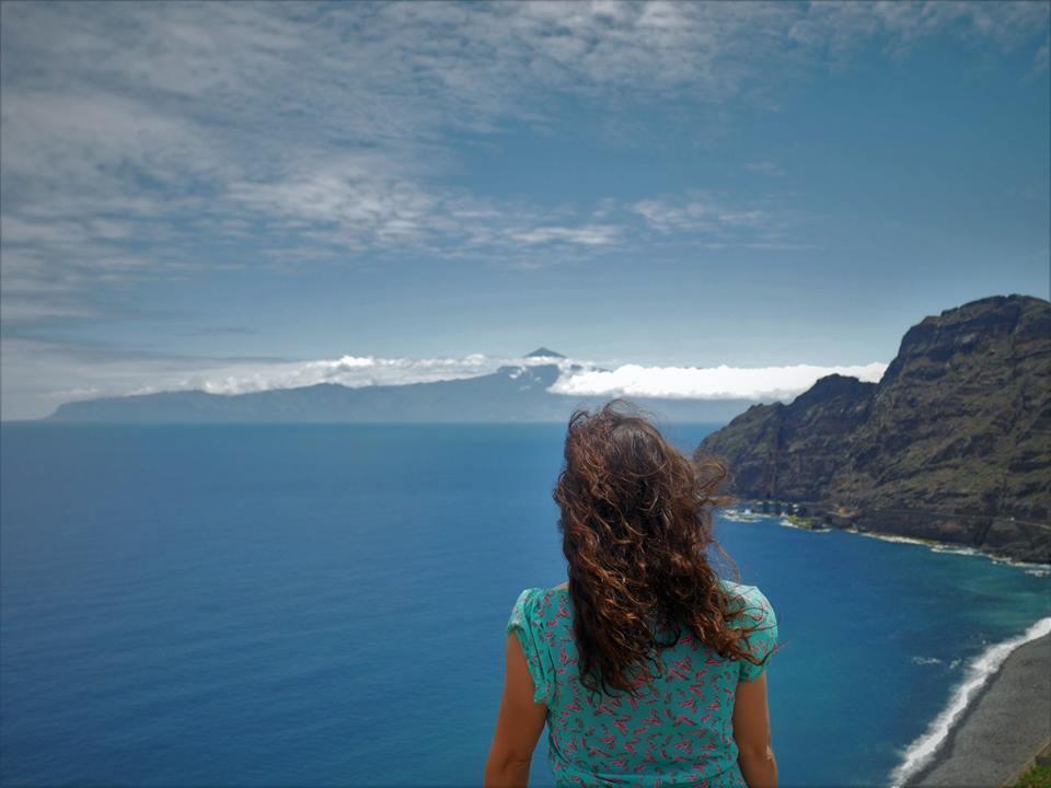 Vistas del Teide, qué hacer en La Gomera