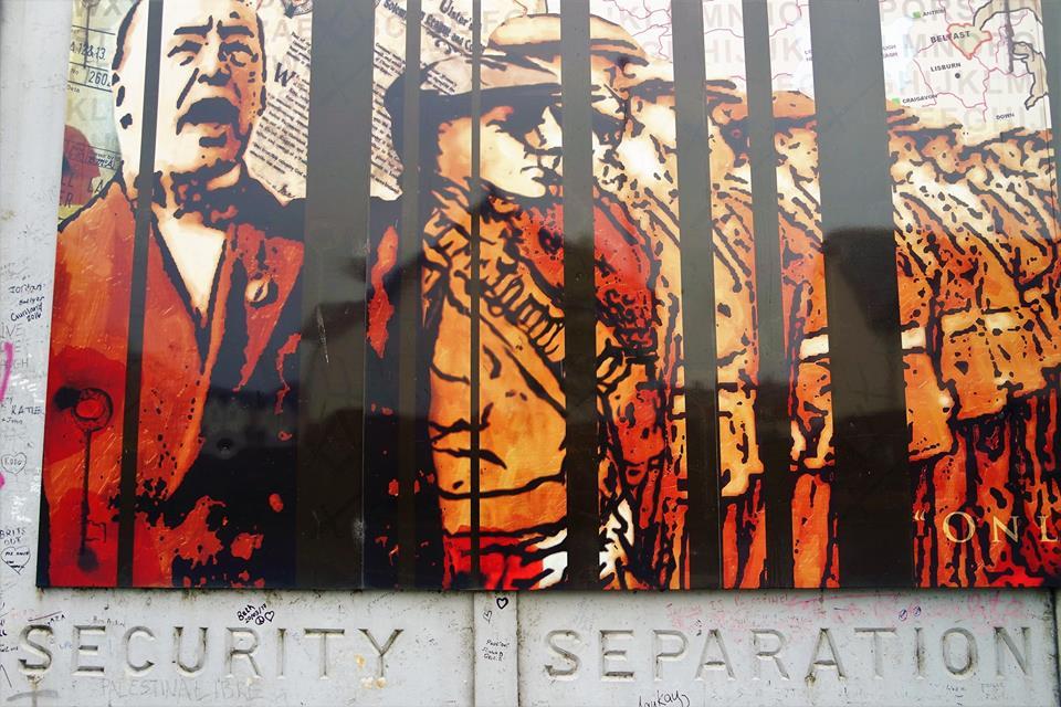 Qué ver en Belfast, murales