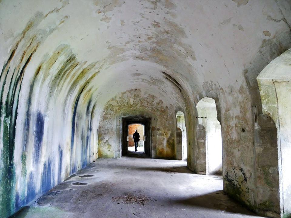 Almacén, castillo de San Felipe