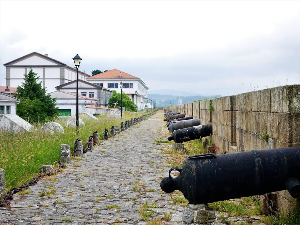 Cañones, Ferrol