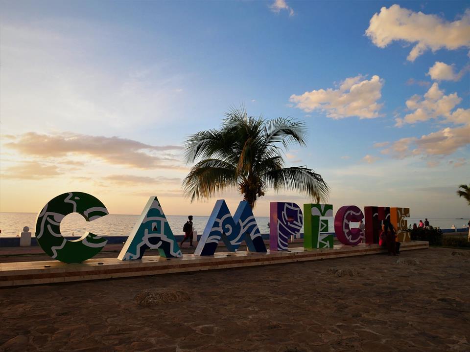 Campeche, Malecón