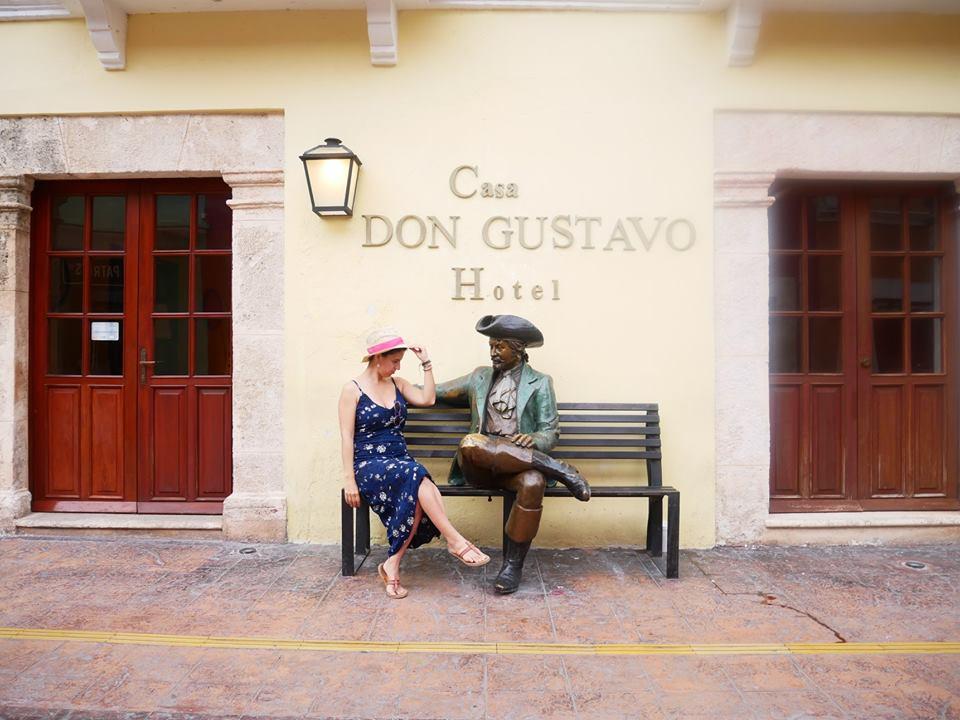 Casa Don Gustavo Hotel en Campeche
