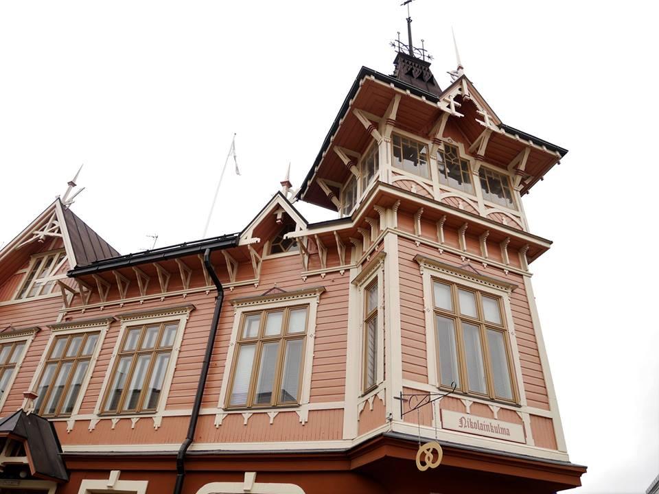 Centro de Jyväskylä