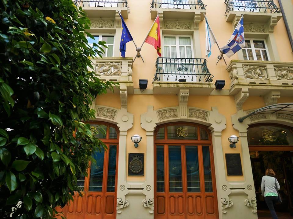 Hotel Suizo, Ferrol