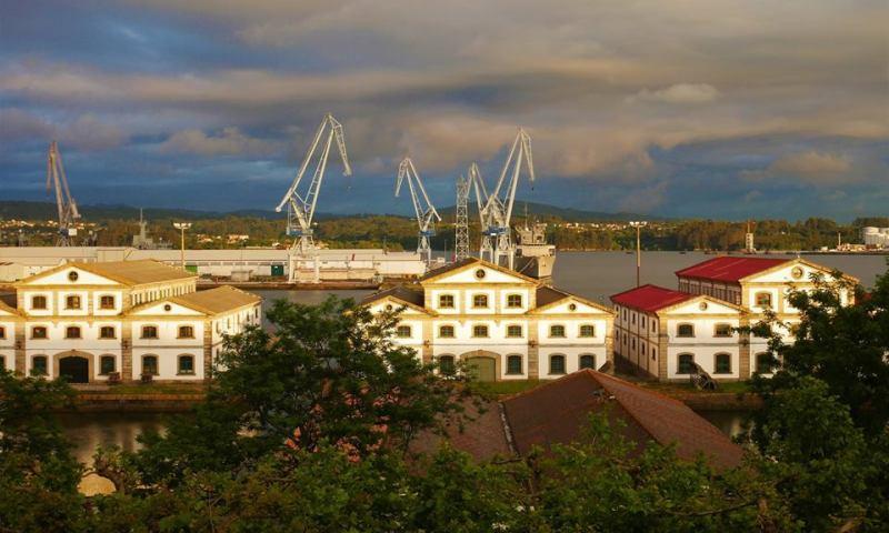Ruta por Ferrol de la Ilustración
