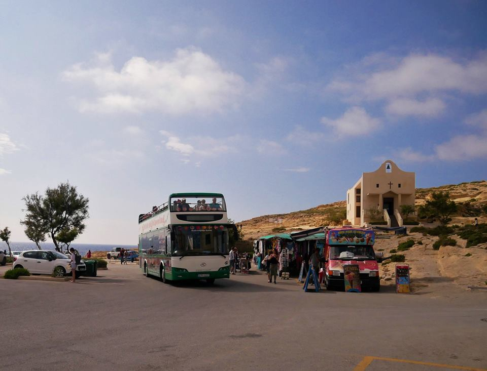 Autobús turístico Gozo