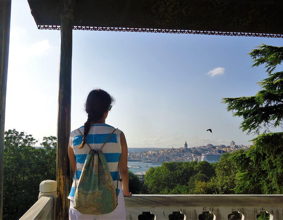 Estambul desde el palacio Topkapi