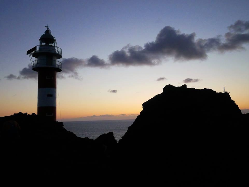 Faro, Punta de Teno