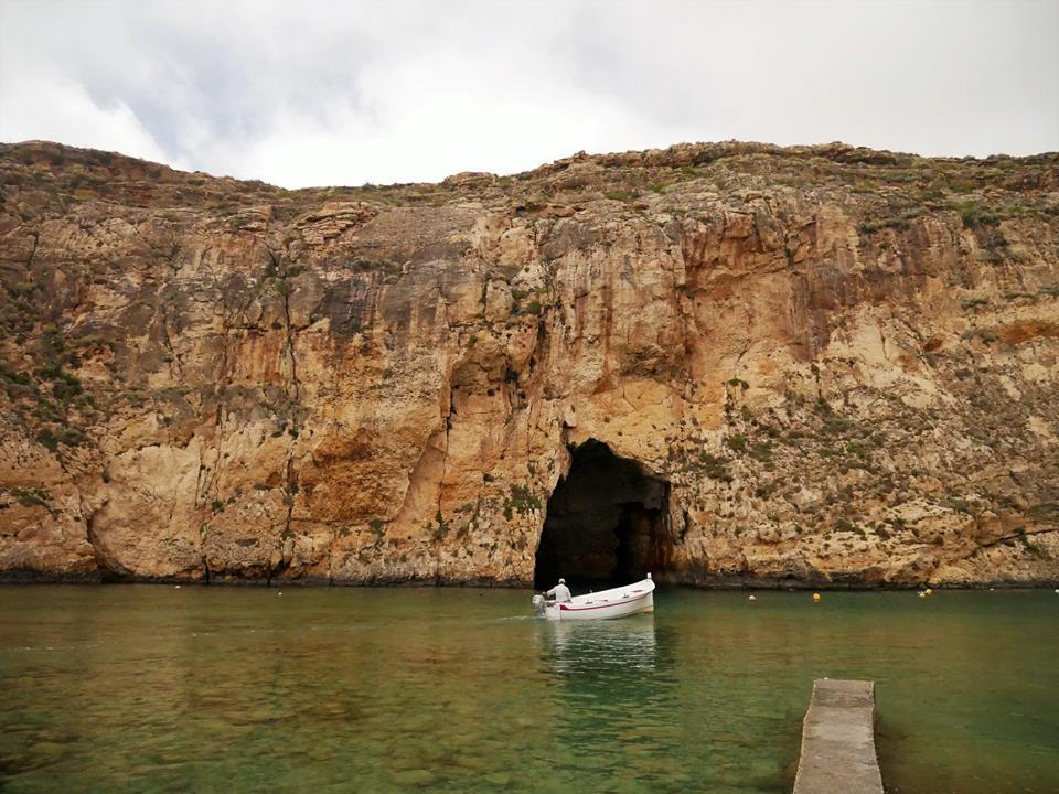 Laguna Salada de Gozo