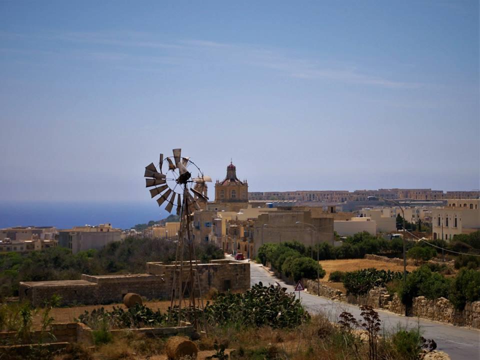 Paisajes de la isla de Gozo