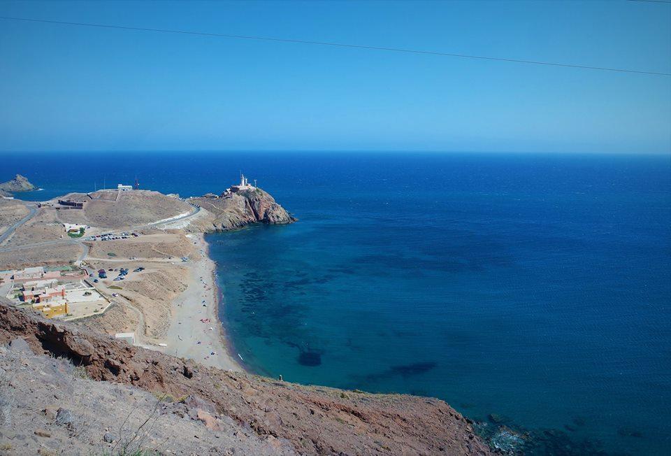Playa del Faro de Cabo de Gata