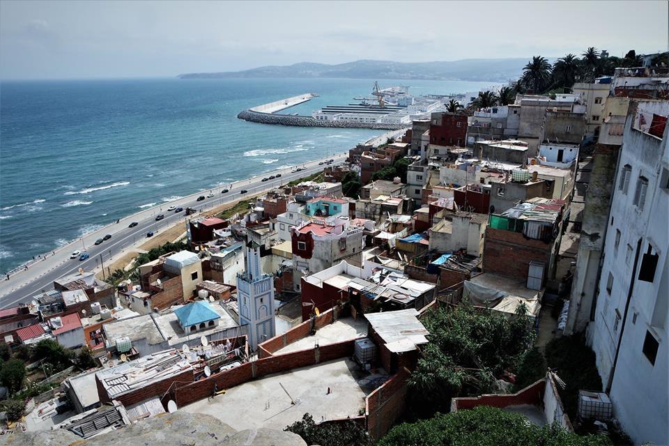 Puerto de Tánger, entrada a Marruecos desde el Estrecho