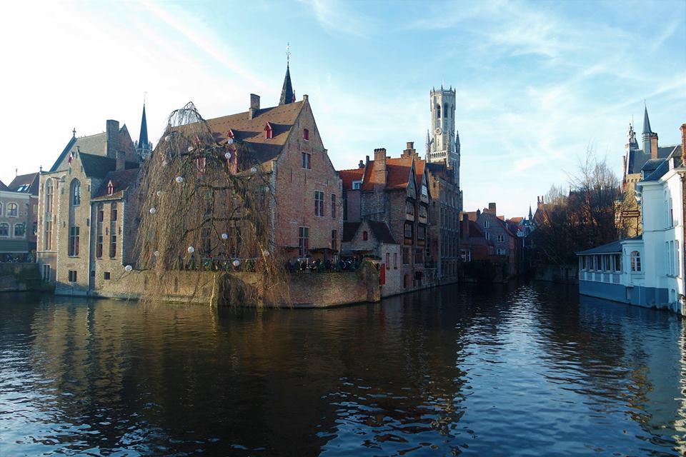 Reflejos de Brujas, las 10 ciudades más bonitas de Europa